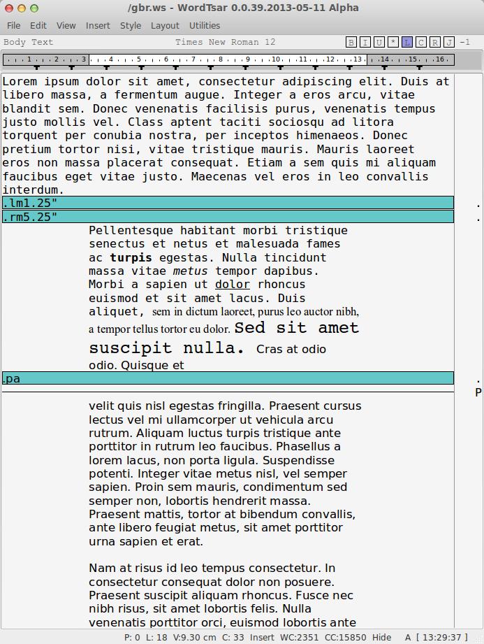 wordstar clone